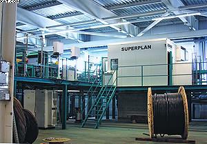 Строгальный станок Ledinek Superplan на ЛПК «Аркаим»