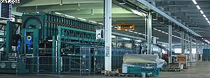 Пресс Ledinek для производства клееных балок на ЛПК «Аркаим»