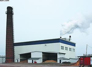 Котельная с независимыми топливными складами на ЛПК «Аркаим»