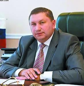 Вице-губернатор Ленинградской области Сергей Яхнюк
