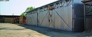В сушильных камерах Verma древесину сушат до 10–12% влажности