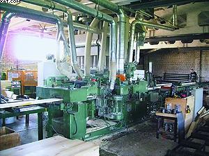 Производственные помещения оснащены эффективной системой аспирации