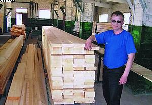 Заместитель директора по производству компании НВ Сергей Суслов