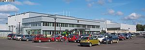 Завод John Deere