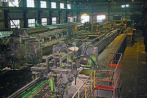 Фрезерно-брусующая линия SAB на Малиновском лесопильном заводе