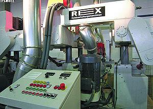 Четырехсторонний строгальный станок REX