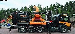 Рубительная машина TANA