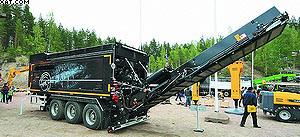 Рубительная машина Doppstadt DW3080