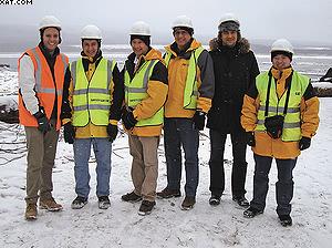Группа комплексных решений Caterpillar на проекте в России