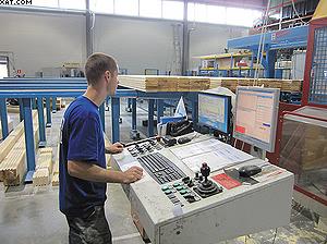 Все технологические процессы на предприятии автоматизированы, за их параметрами следит «умная» электроника