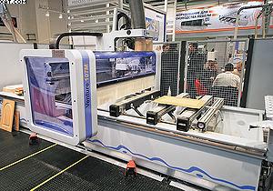 Обрабатывающий центр с ЧПУ Weeke Venture 107M (Homag Group)