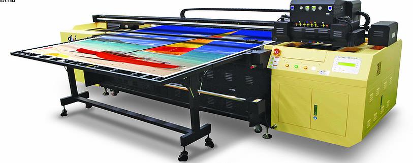 Широкоформатный принтер Dilli Neotitan-2504D-W2V