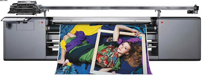 Широкоформатный принтер Evolution Light 2,5