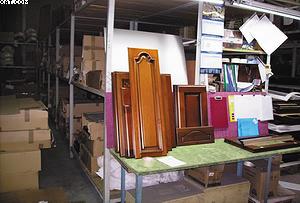 Большая часть материалов и комплектующих для производства современных кухонь поставляется на фабрику ведущими европейскими компаниями