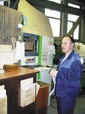 Все сотрудники фабрики – каждый на своем месте – вносят вклад в оптимизацию производственных процессов