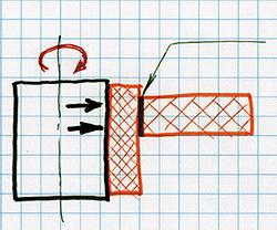 Агрегат для склеивания угловых заготовок