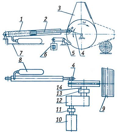 схема гидравлическая принципиальная