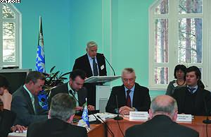 Выступление заместителя директора компании «ВяткаЛесПром» Л.М.Панфилова