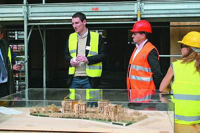 Представитель компании Stora Enso рассказывает о преимуществах использования CLT в строительстве зданий