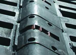 Рис. 5. Выдвижные ножи Acti-Plate (Fuji King)