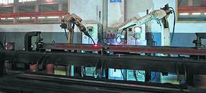 80 % сварных швов осуществляют роботы