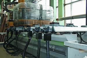 Обрабатывающий центр Biesse Rover B 4.35