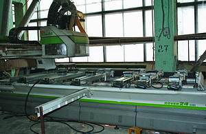 Обрабатывающий центр Biesse Rover 24