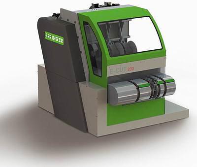 Новый SPRINGER E-Cut 200 – первый безременный триммер с электроуправлением