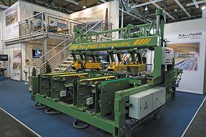 Kallfass CNC-crosscutting