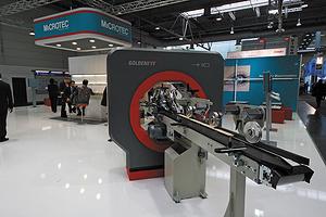 Сканер Mictotec Goldeneye 300 на Ligna