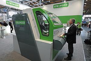 Безременный триммер Springer E-CUT 200