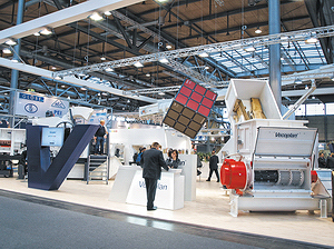 Стенд Vecoplan на Ligna 2013