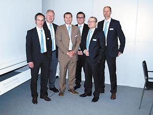 Сотрудники компании Scheuch