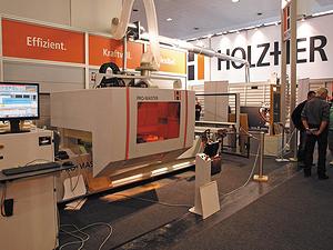 Обрабатывающий центр Holz-Her Pro-Master
