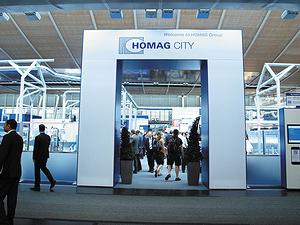 Вход в HomagCity