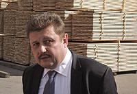 Председатель комитета по природным ресурсам правительства Ленинградской области Алексей Эглит