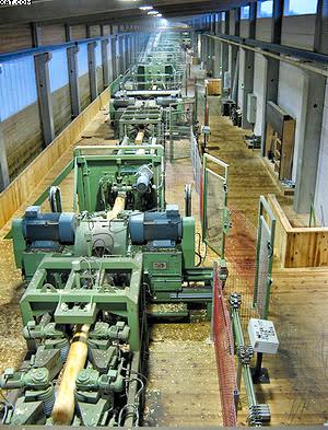5 лет назад на заводе HMS в Хагенове SAB ввела в эксплуатацию новую профилирующую линию