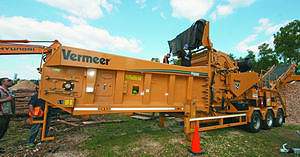 Рубительная машина Vermeer HG 6000