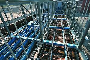 Бассейны Holtec для гидротермической обработки древесины