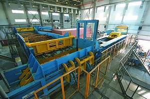 Накопитель стружечного станка Hombak
