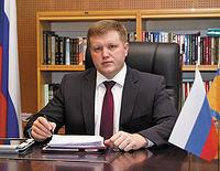Мэр города Череповца Юрий Кузин