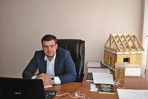 Михаил Петухов, генеральный директор ДСК «Енисей»