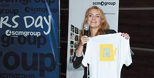 Мария Данилина, менеджер по рекламе и PR SCM Group
