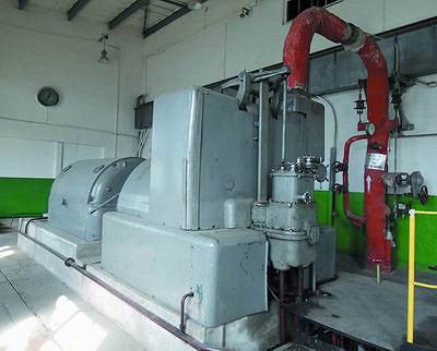 Турбина 2,5 МВт