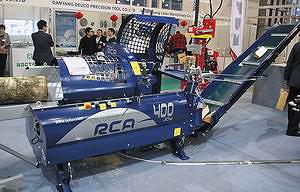 Дровокол Tajfun RCA 400 Joy