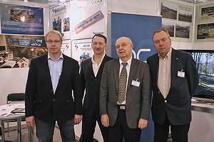 Юнас Гуннарссон (CGV), Герман Рошковский (Sawmill Concept), Томас Вэстлюнд (AriVislanda), Aндерс Люндгрен (RemaSawco)
