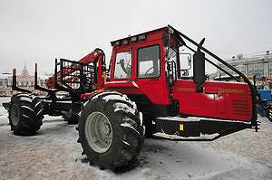 Форвардер «Беларус» МЛПТ-34