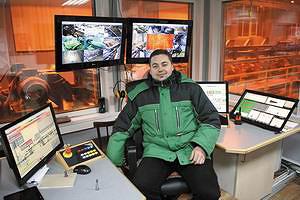 Сергей Цема, технический директор ООО «Харовсклеспром»