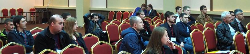 Аудитория семинара «Автоматизация предприятий мебельной промышленности»
