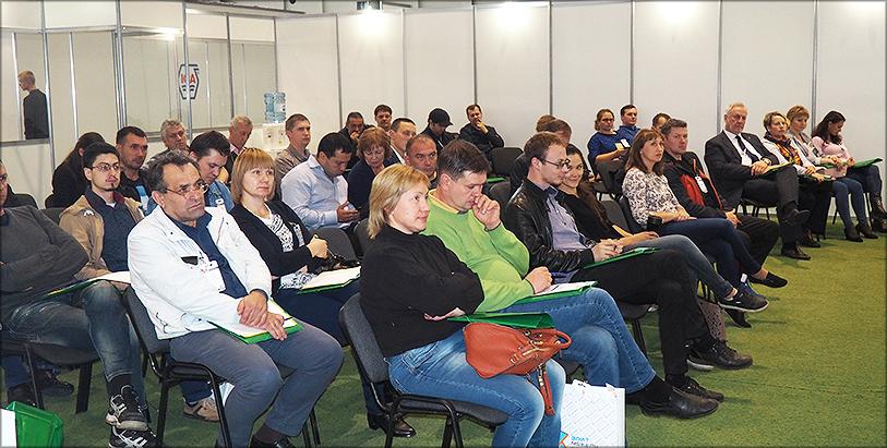 Аудитория семинара «Повышение эффективности производства и маркетинга мебели: новые идеи, новые тренды, новые требования»